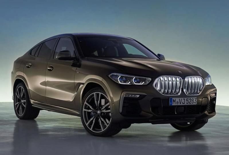 2019 - [BMW] X6 III (G06) - Page 5 9b9c4010
