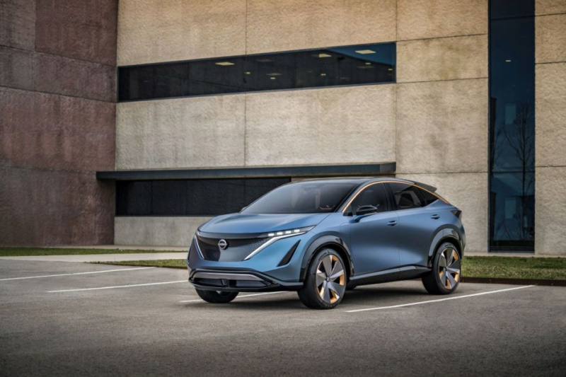 2019 - [Nissan] Ariya Concept - Page 2 9bbc3910