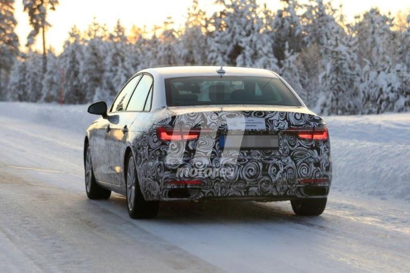 2018 - [Audi] A4 restylée  - Page 4 9bd9aa10