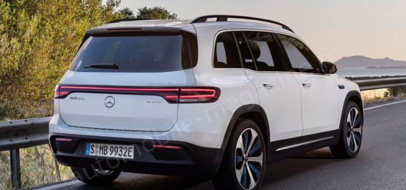 2021 - [Mercedes-Benz] EQB 9bea3f10