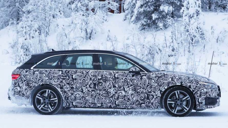 2018 - [Audi] A4 restylée  - Page 3 9bf87a10