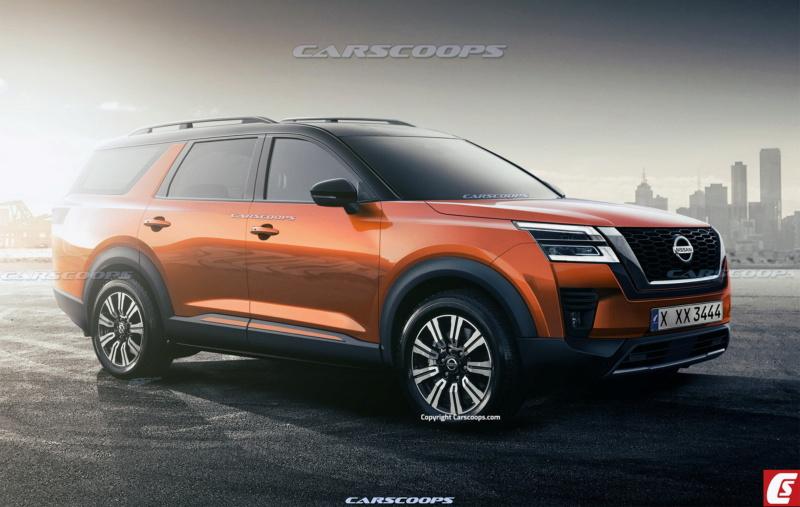 2021 - [Nissan] Pathfinder V 9c1b8910