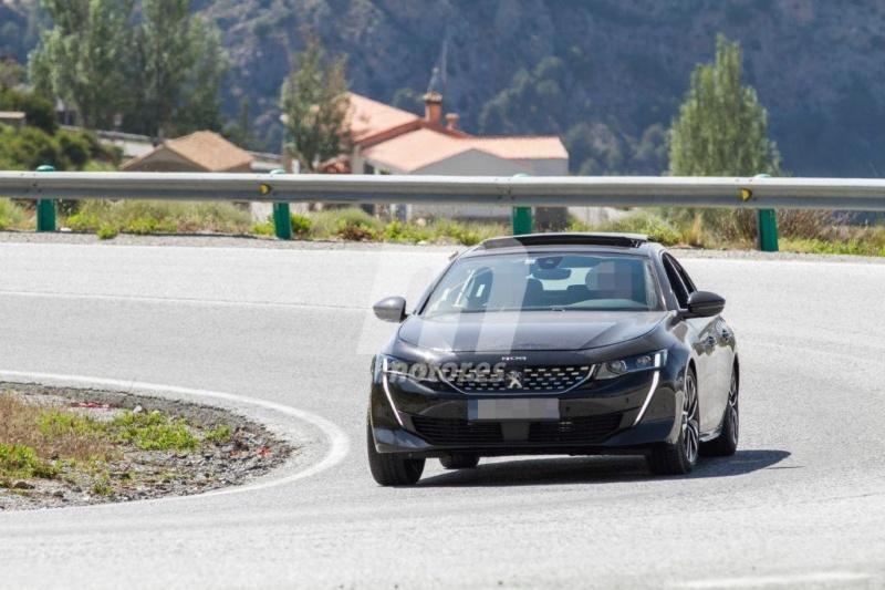 2018- [Peugeot] 508 II [R82/R83] - Page 3 9c420b10