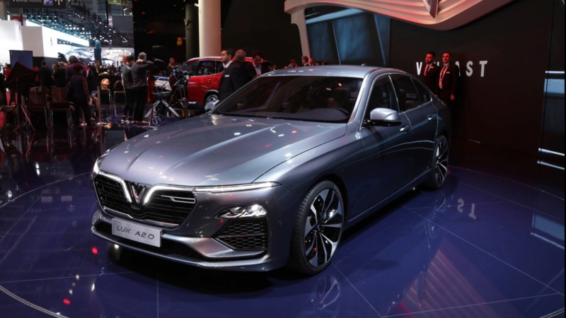 vinfast - 2020 - [VinFast] Sedan - SUV by Pininfarina 9c42da10