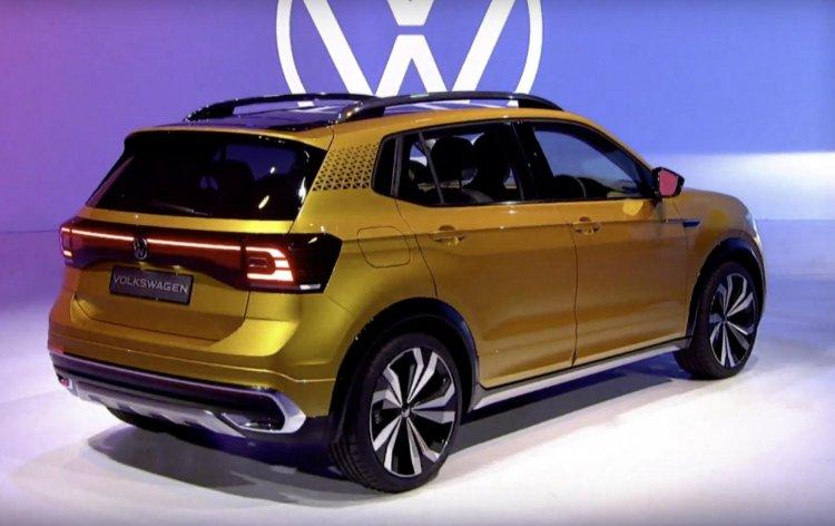 2018 - [Volkswagen] T-Cross - Page 17 9c50e910