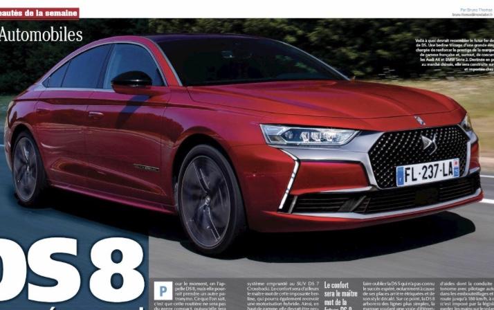 2020 DS Automobiles DS 9 (X83) 17