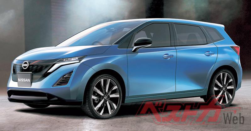 2021 - [Nissan] Note III 9c90d710