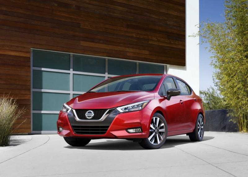 2020 - [Nissan] Versa 9ccbc010