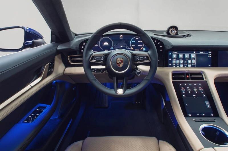 2019 - [Porsche] Taycan [J1] - Page 13 9cd94910