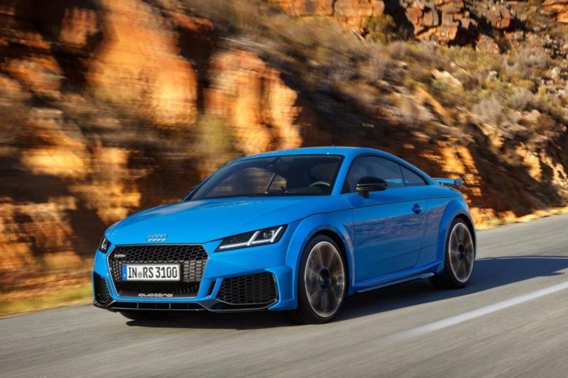 2018 - [Audi] TT III Restylé - Page 3 9d293110