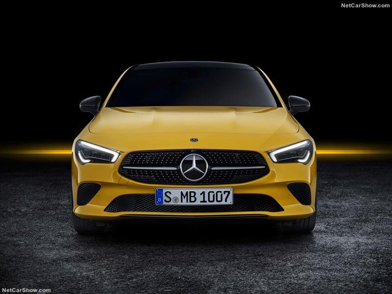 2019 - [Mercedes-Benz] CLA Shooting Brake II 9d2f1810