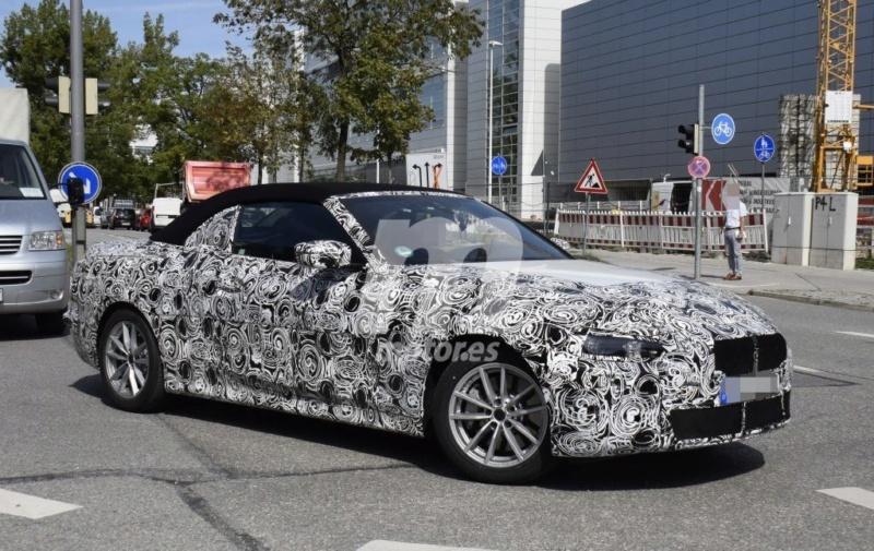 2020 - [BMW] Série 4 Coupé/Cabriolet G23-G22 9d316010
