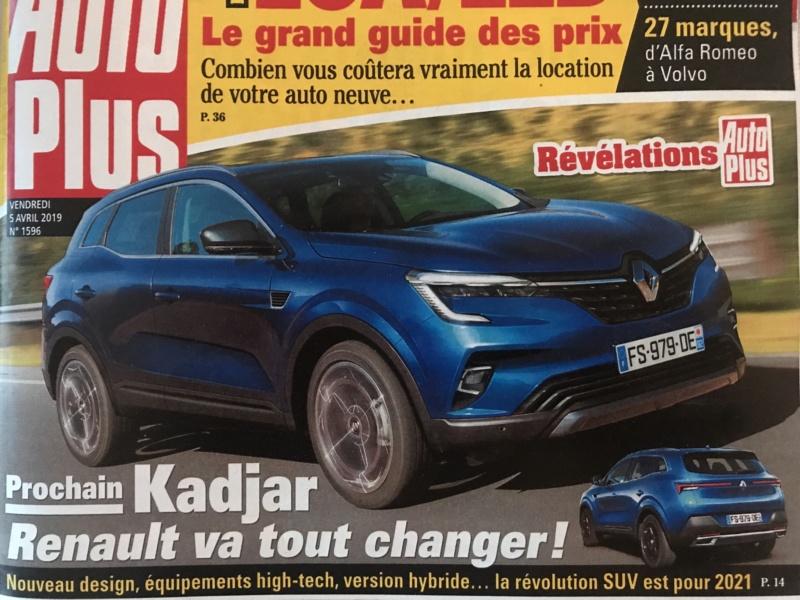 2021 - [Renault] Kadjar II 9d385510