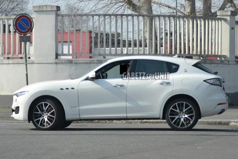 2016 - [Maserati] Levante - Page 11 9d41c010