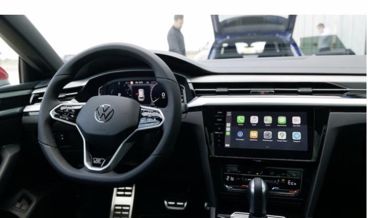 2019 - [Volkswagen] Arteon Shooting Brake - Page 4 9d895e10