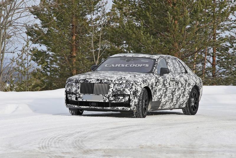 2020 - [Rolls-Royce] Ghost II 9d9a8210