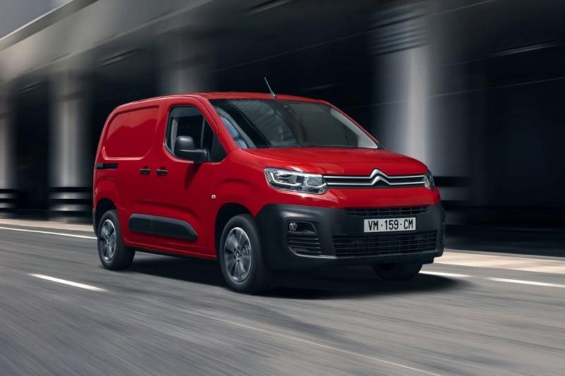 2018 - [Peugeot/Citroën/Opel] Rifter/Berlingo/Combo [K9] - Page 38 9da0af10