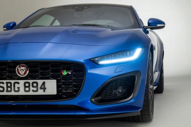 2021 - [Jaguar] F-Type restylée - Page 3 9dab1610