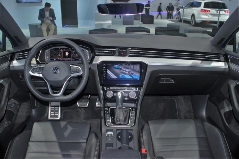 2019 - [Volkswagen] Passat restylée - Page 4 9db28310