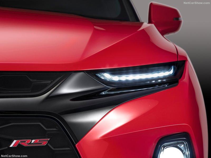 2018 - [Chevrolet] Blazer 9dc01010