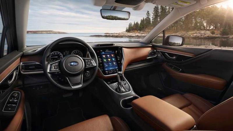 2019 - [Subaru] Legacy & Outback - Page 2 9dc4a810