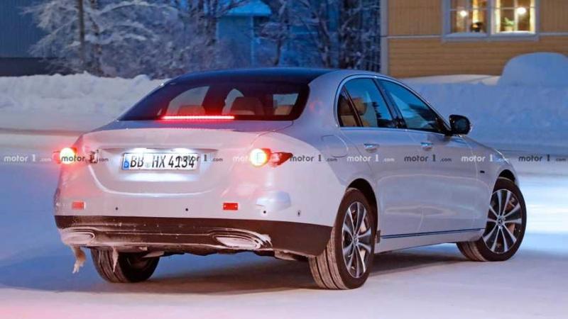 2020 - [Mercedes-Benz] Classe E restylée  9defc610