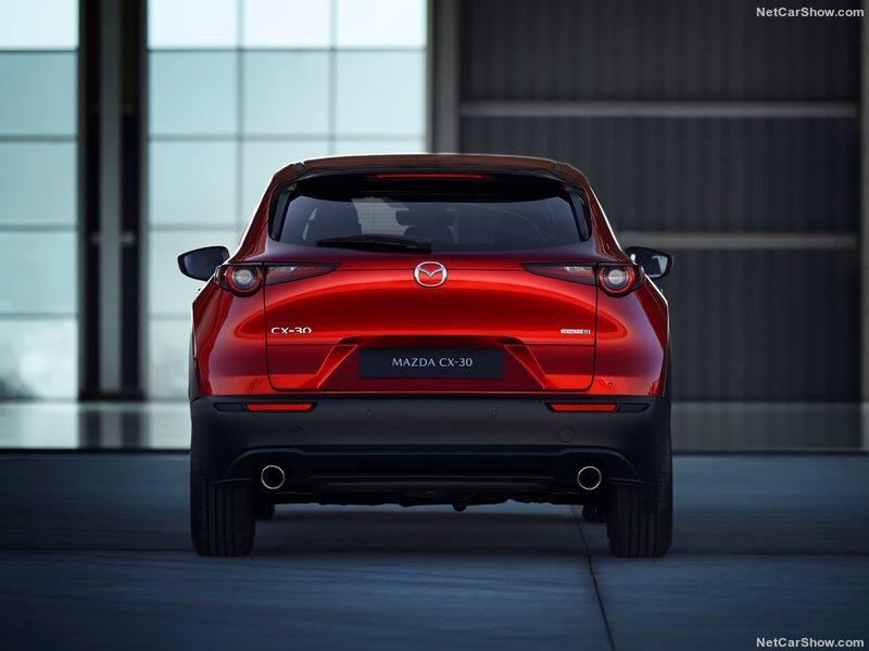 2019 - [Mazda] CX-30 9dfc3c10