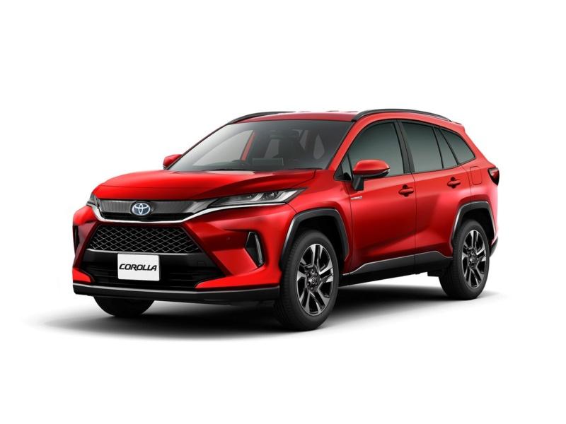 2021 - [Toyota] Corolla Cross - Page 3 9e19e410