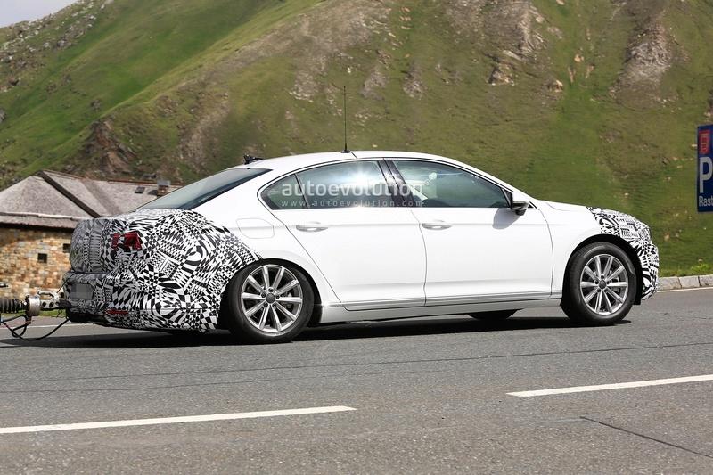2019 - [Volkswagen] Passat restylée 9e4c1110