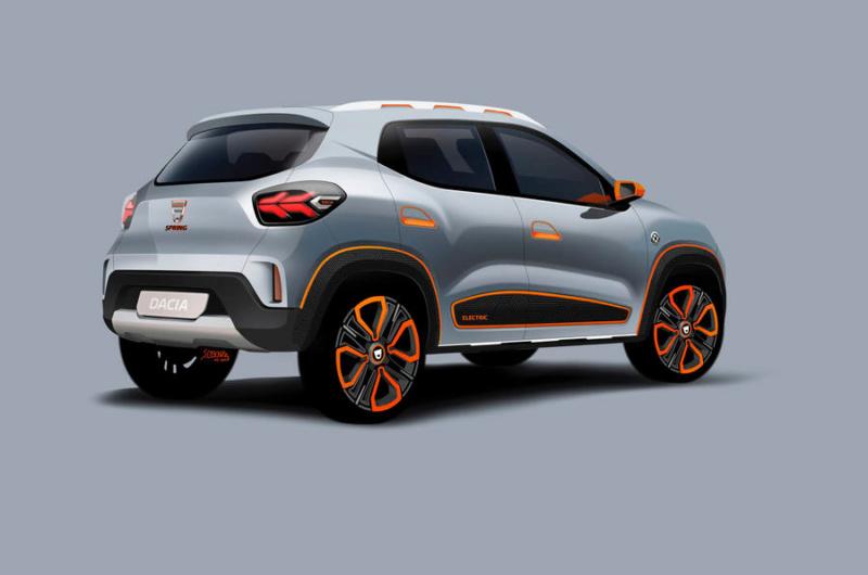 2020 - [Dacia] Spring (show car) 9e718f10