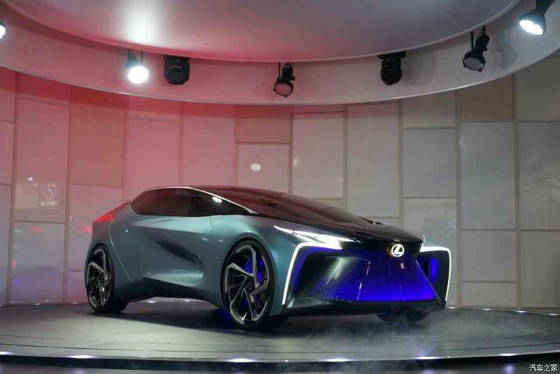 2019 - [Lexus] LF-30 Electrified Concept 9e7cc110