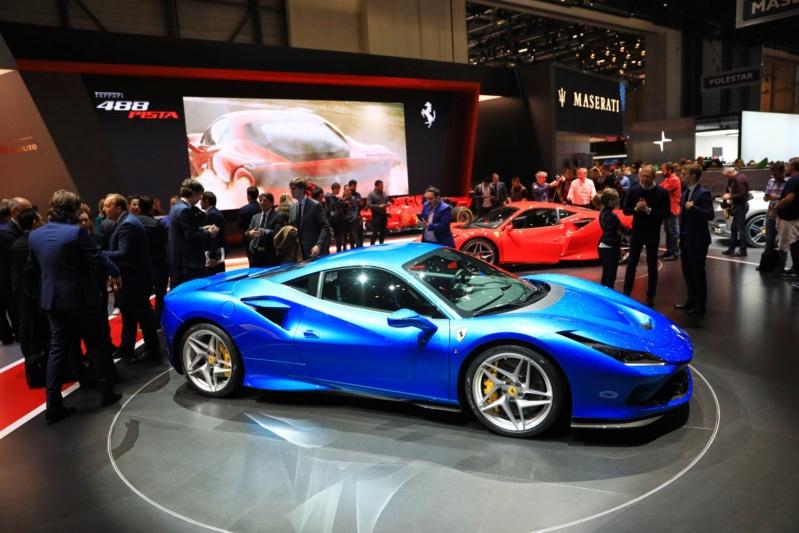 2019 - [Ferrari] F8 Tributo 9e894910