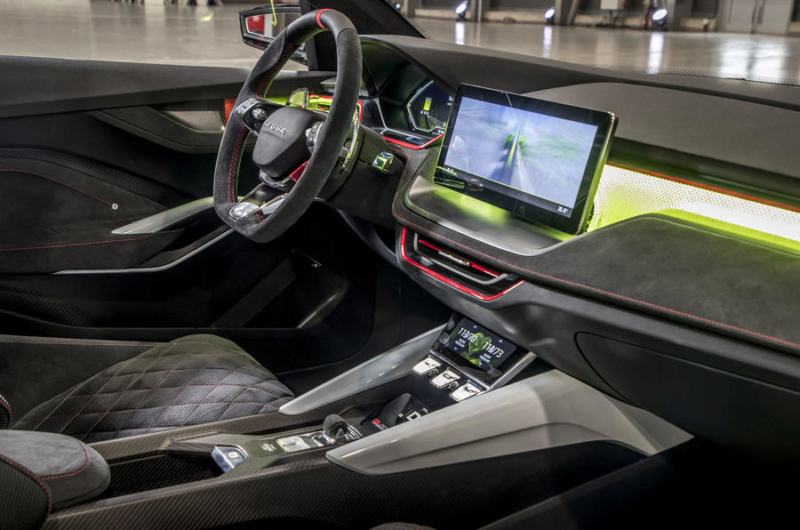 2018 - [Skoda] Vision RS - Page 2 9e8c2110