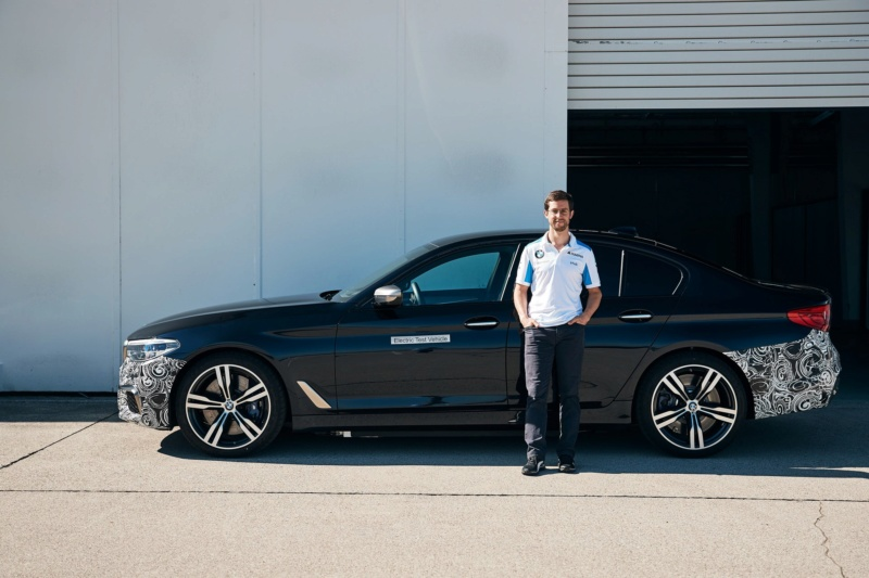 2016 - [BMW] Série 5 Berline & Touring [G30/G31] - Page 29 9ea03410