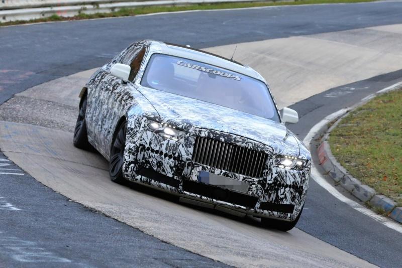 2020 - [Rolls-Royce] Ghost II 9eaf3710