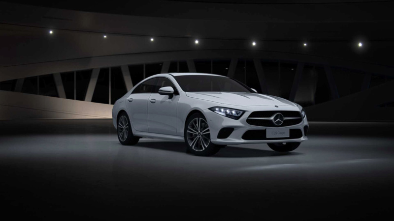 2018 - [Mercedes] CLS III  - Page 7 9ece6910