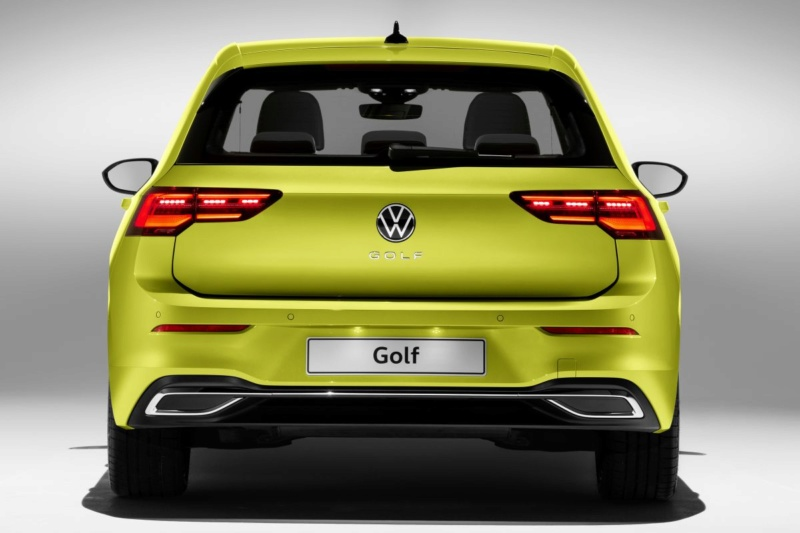 Volkswagen Golf 8 (2019) 7