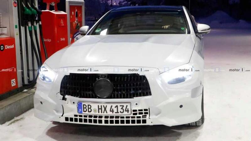 2020 - [Mercedes-Benz] Classe E restylée  9ef23510