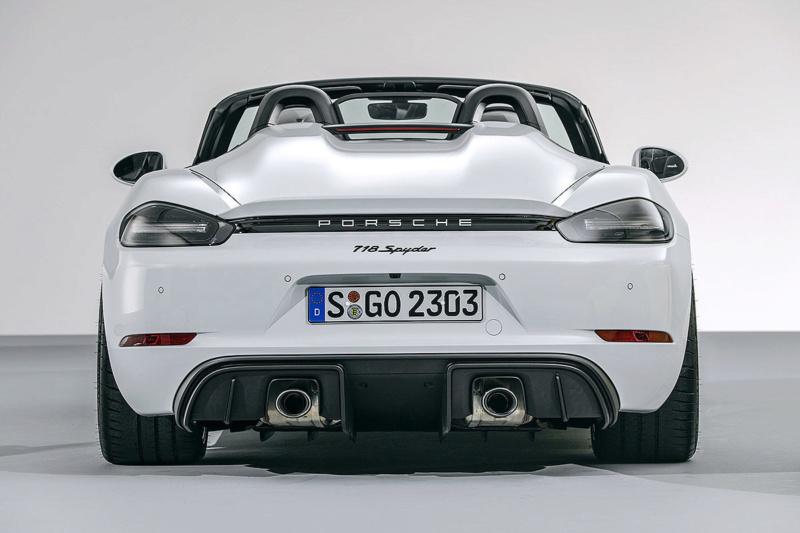 2016 - [Porsche] 718 Boxster & 718 Cayman [982] - Page 8 9ef27110