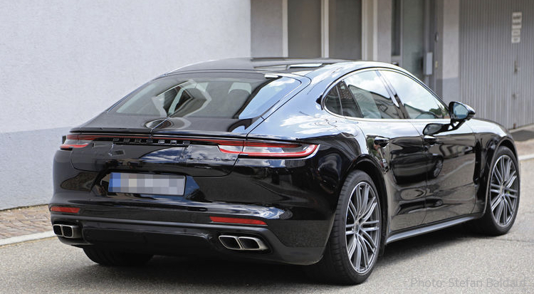 2020 - [Porsche] Panamera II restylée  9f1cb710