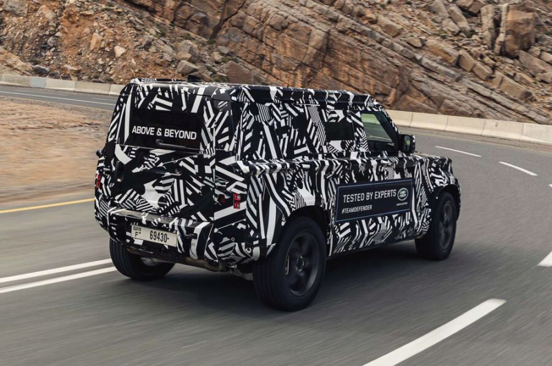 2018 - [Land Rover] Defender [L663] - Page 9 9f41c510