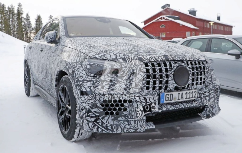 2019 - [Mercedes-Benz] GLE Coupé  - Page 2 9f5b1c10