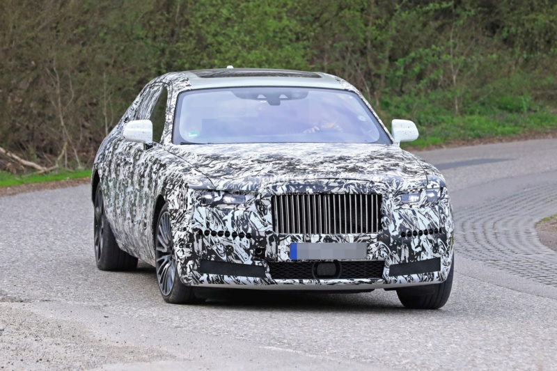 2020 - [Rolls-Royce] Ghost II 9f7a6010