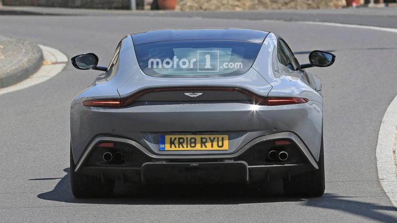 2017 - [Aston Martin] Vantage - Page 3 9f895b10