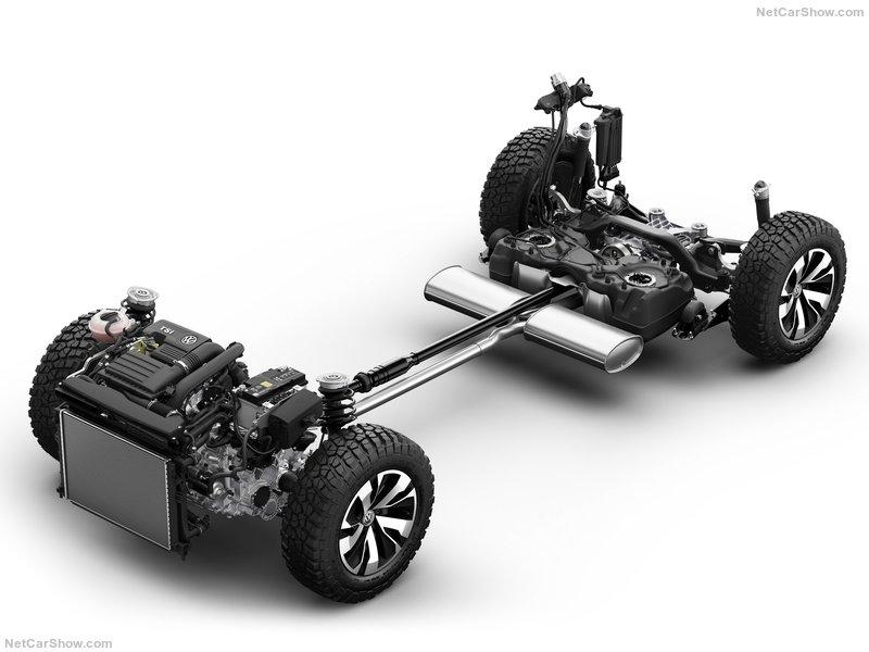 2020 - [Volkswagen] Tarok / MQB Pick-Up  9f9c9710
