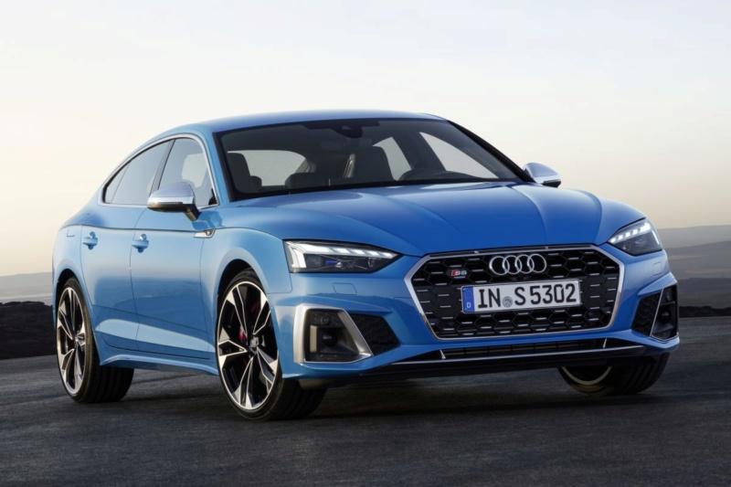 2020 - [Audi] A5 Coupé/Cab/SB restylée 9fba8810
