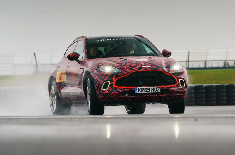 2019 - [Aston Martin] DBX - Page 4 9fd48f10