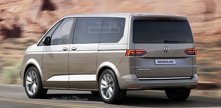 2021 - [Volkswagen] Transporter [T7] - Page 2 9fecb510