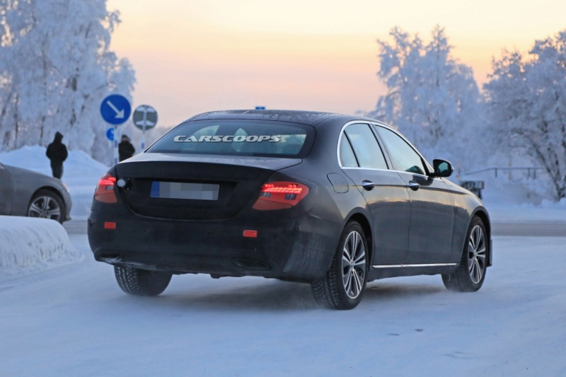 2020 - [Mercedes-Benz] Classe E restylée  - Page 2 A0088110