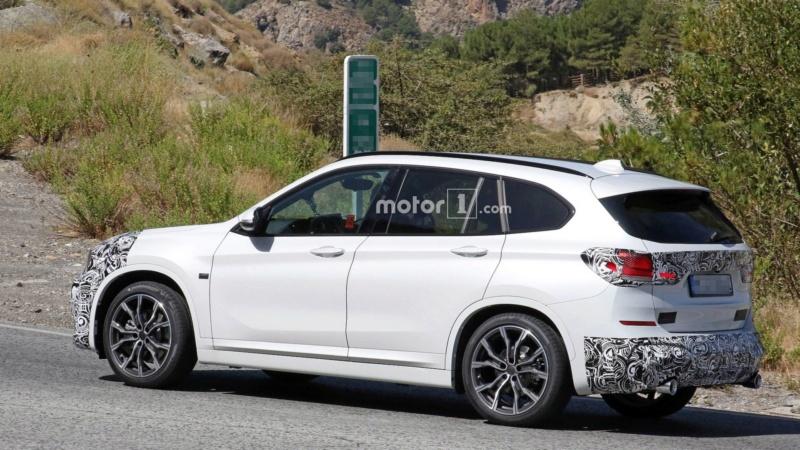 2019 - [BMW] X1 restylé [F48 LCI] A0133510
